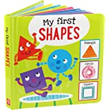 My First SHAPES Padded Board Book