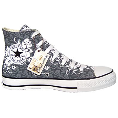 00c328345e4b Converse All Star Chucks EU 45 UK 11 Skull Totenkopf Limited Edition Aloha  Skull