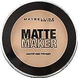 Maybelline Matte Maker Pressed Setting Powder - 30 Natural Beige