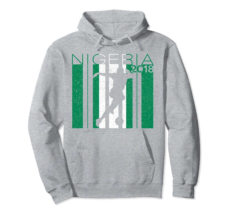 b907c32ae49 Nigeria Football Jersey 2018 Nigeria Soccer Jersey Hoodie-alottee gift