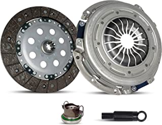 Clutch Kit Solid Flywheel works with Mini Cooper S Checkmate Chilli Hot Chili 2002-2006 1.6L L4 Gas Sohc Supercharged Fits Supercharged Model 6 Speed Only;Must Be Used Together As A Conversion Kit