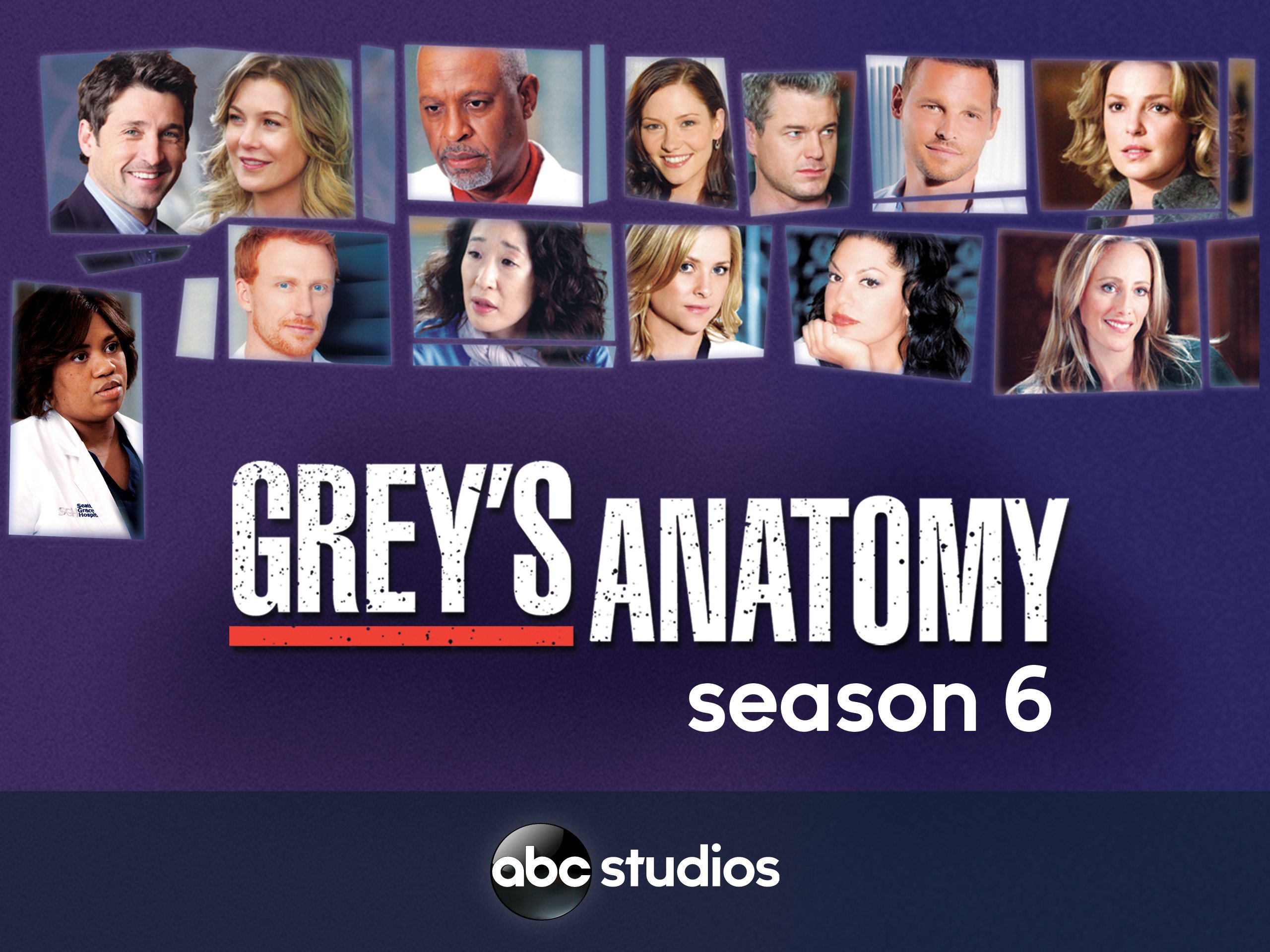 Grey\'s Anatomy Season 6 : Watch online now with Amazon Instant Video ...