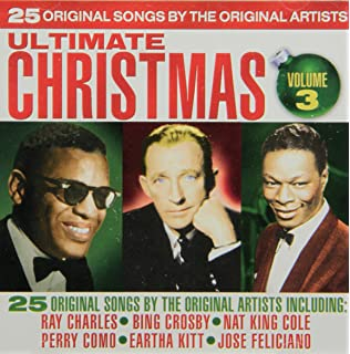 ultimate christmas album vol 3