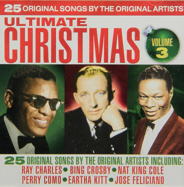 VARIOUS ARTISTS - Ultimate Christmas Album, Vol. 3 - Amazon.com Music