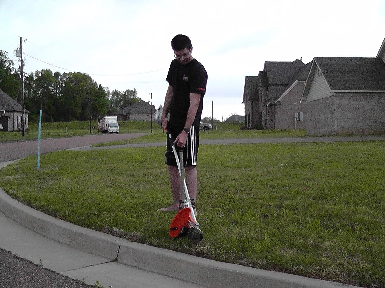 Amazon.com: Trimmer Caddy: soporte para follaje hierbas ...