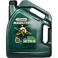 Castrol 03152 Aceite Semi Sintético para Motor, Color Verde