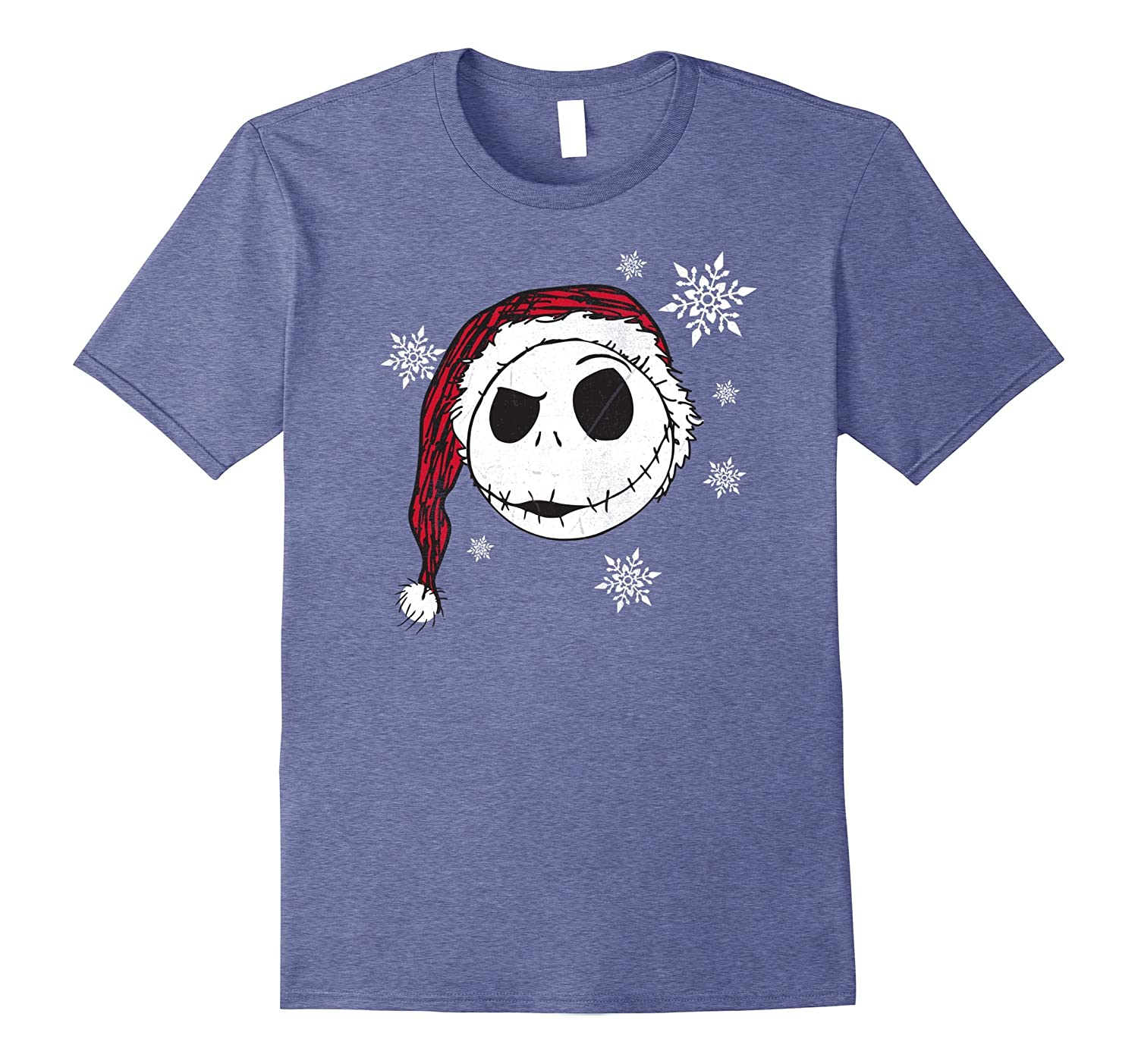 Amazon.com: Disney Nightmare Before Christmas Snowflake Tshirt: Clothing