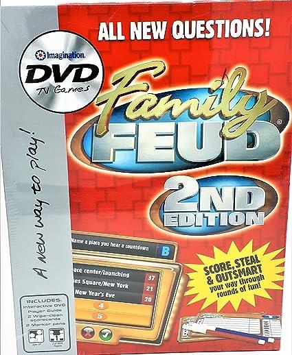 Amazon com: Imagination Entertainment Family Feud 2 Edition