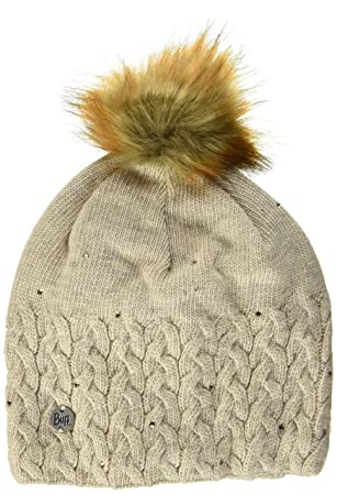 1c389bc47c1ba Buff Knitted and Polar Hat Elie Hat