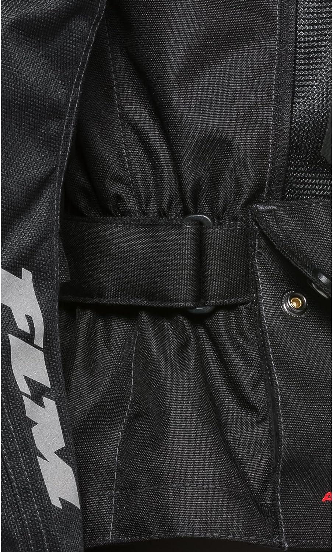 Enduro//Reiseenduro FLM Motorradjacke mit Protektoren Motorrad Jacke Sommerreise Damen Textiljacke 1.0