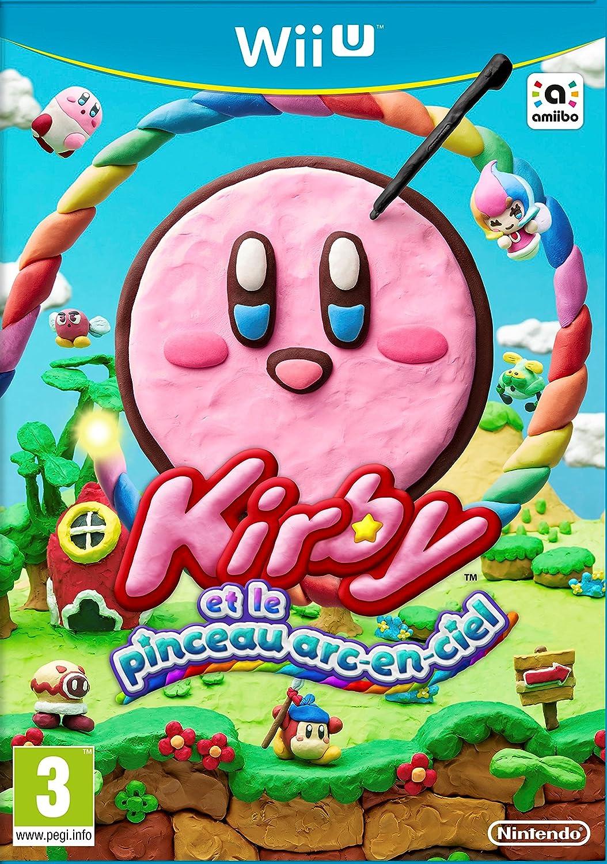 Kirby Et Le Pinceau Arc-En-Ciel [Importación Francesa]: Amazon.es ...