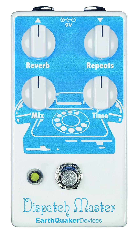 Earth Quaker Devices デジタルディレイ&リバーブ Dispatch Master B01LZ9FWDO
