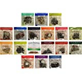 Two Leaves and a Bud Tea Whole Leaf Tea Variety Pack, 18 Flavors, 2 of each (36 Count)