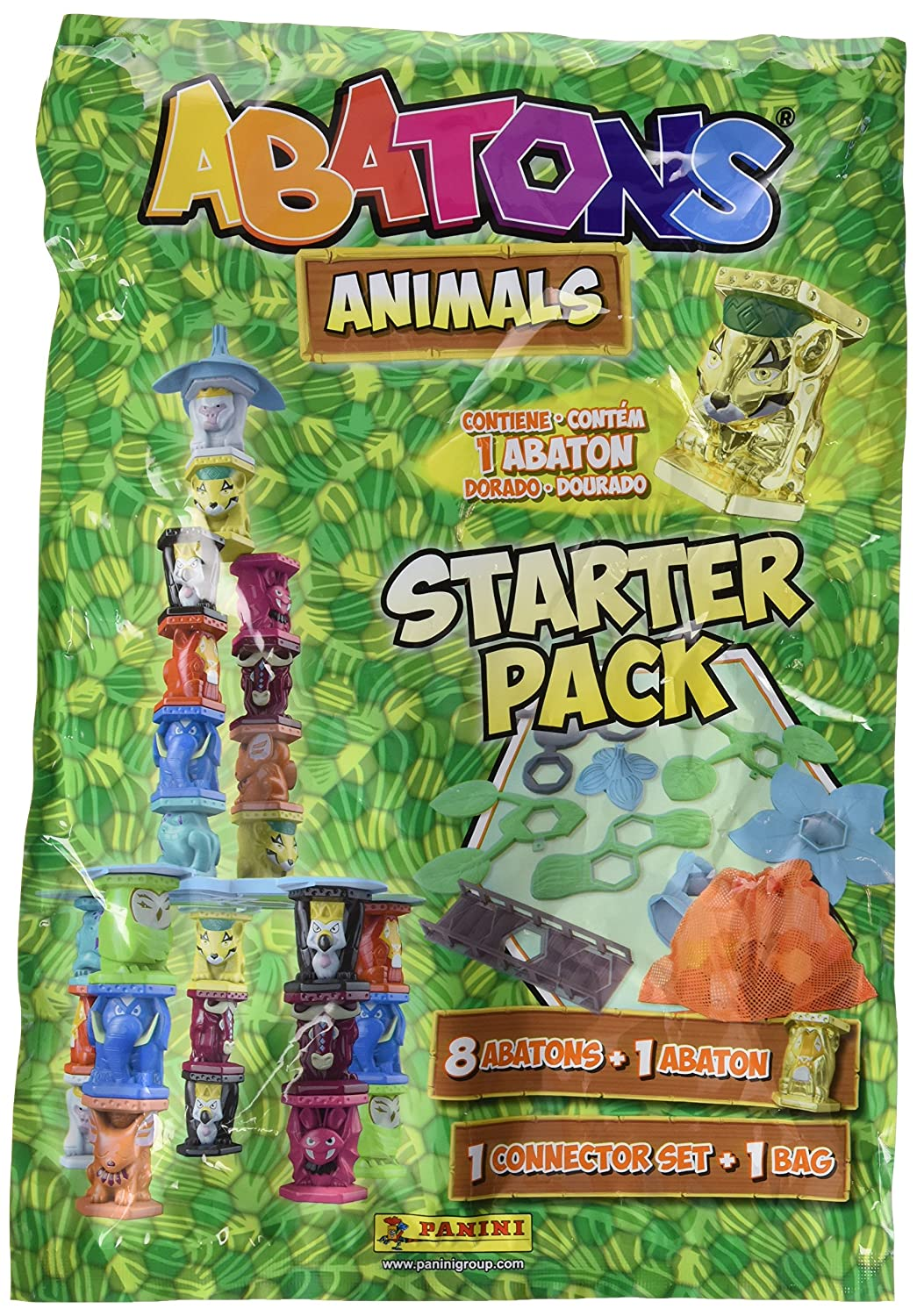 Panini Starter Pack Abatons animales (003051SPAINT)