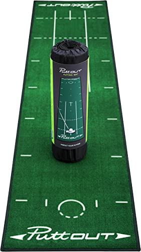 Portable Indoor Training Practice Putting Green Grass (Mat) Picture