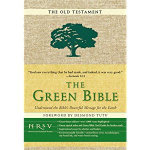 NRSV, Green Bible, Old Testament, eBook