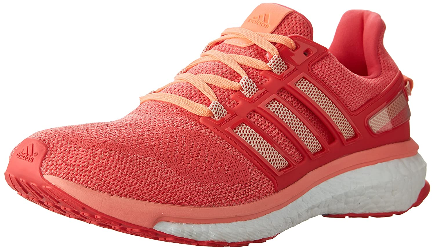Image of adidas Women's Energy Boost 3 Running Shoes, Lightweight, Comfortable and Flexible Fit Fashion Sneakers