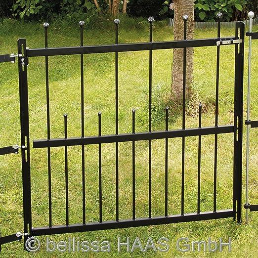 bellissa Flex 92872 - Puerta de reja para jardín: Amazon.es: Jardín