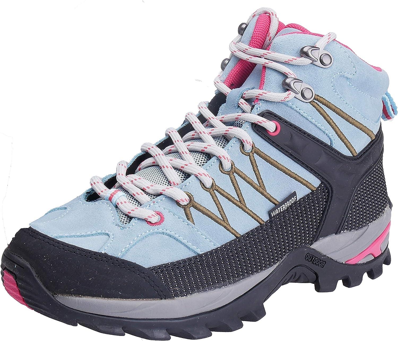 CMP by pignolo Outdoor Wander Trekkingschuh Für Damen von CMP, Wasserdicht & rutschfest in Vielen Farben erhältlich. von Pignolo su, der Stiefel Für