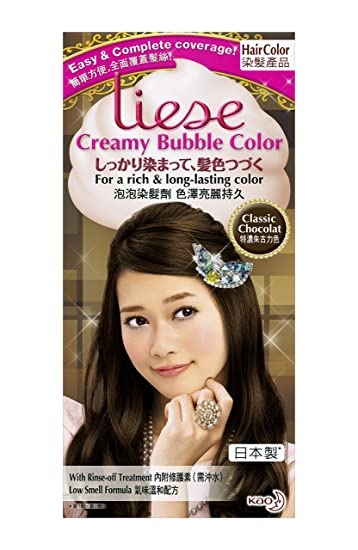 Amazon Com Kao Japan Liese Prettia Bubble Hair Color Dying