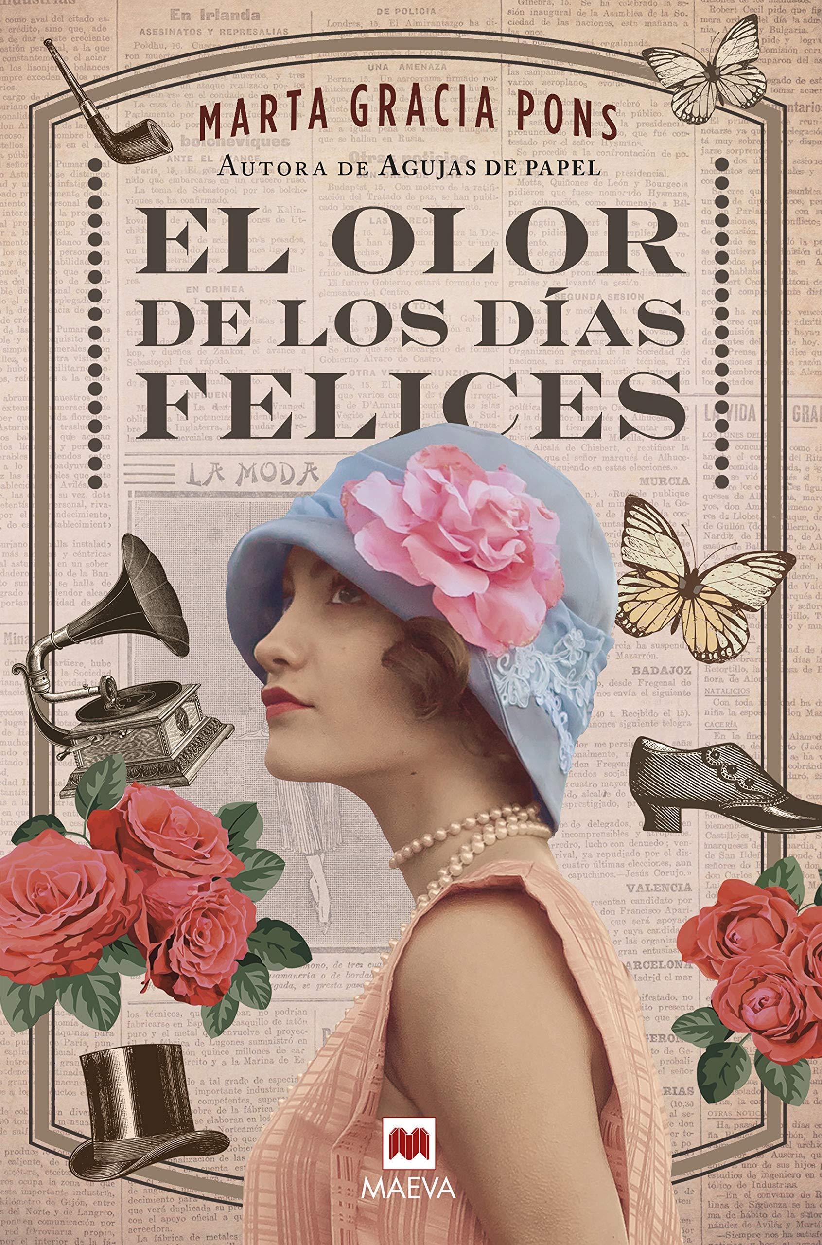 El olor de los días felices (Grandes Novelas): Amazon.es: Gracia Pons, Marta: Libros