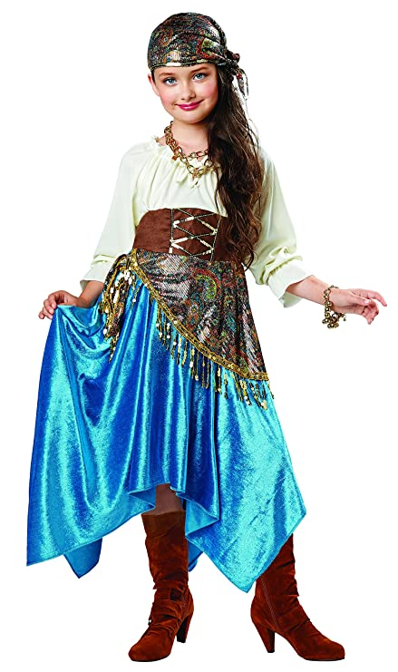 aaea0601ce Fortune Teller Dress Up Costume, Small (4-6)
