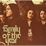 Family of the Year (Transparent green colored vinyl, Includes download card)