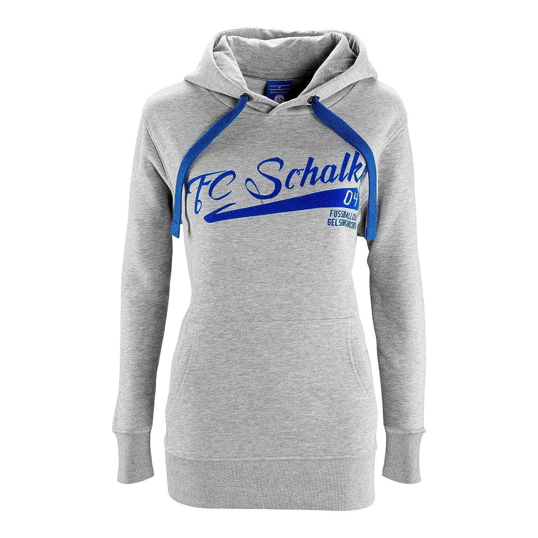 FC Schalke 04 Farbverlauf Women Hoody