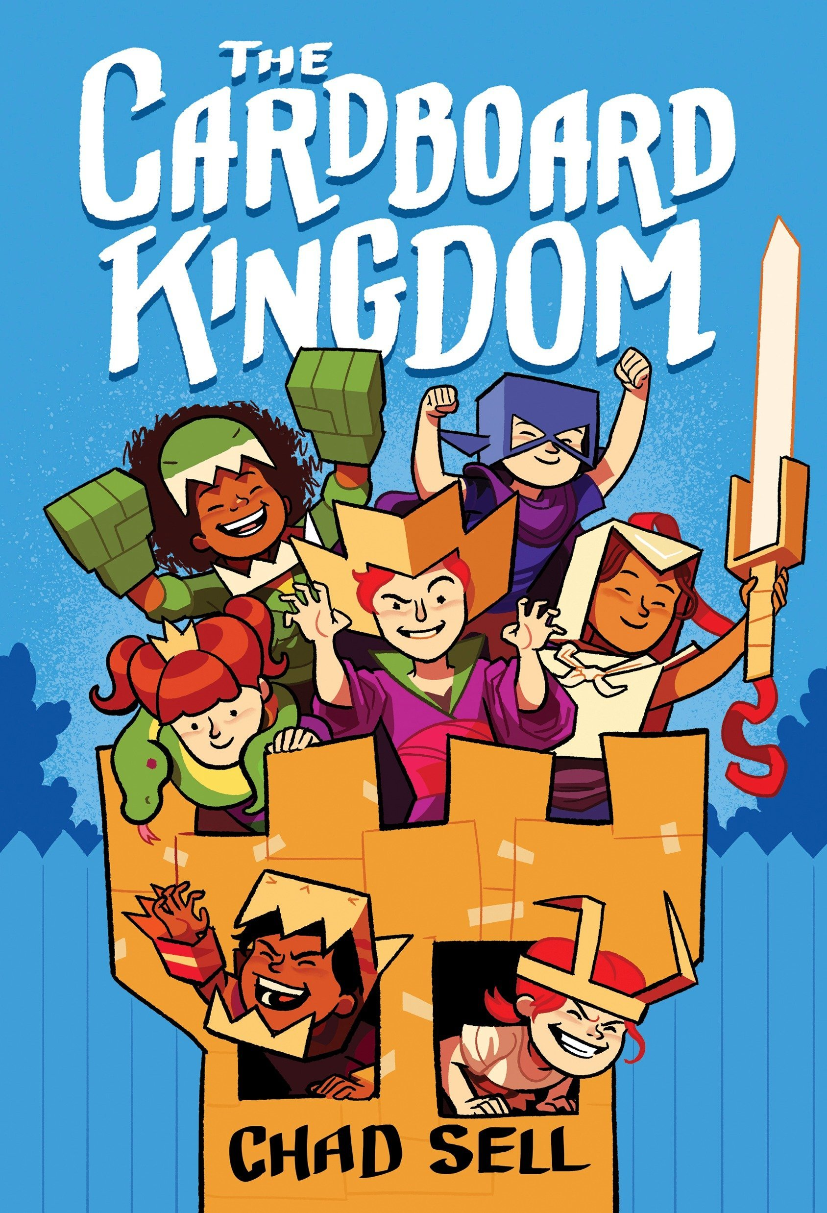 Image result for the cardboard kingdom