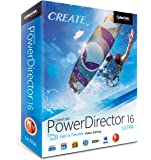 Cyberlink Power Director 16 Ultra - The No.1 Choice For Video Editors (PC)