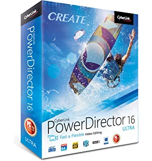 db4efd781 Cyberlink Power Director 16 Ultra - The No.1 Choice For Video Editors (PC