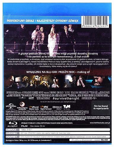 The Purge Blu-Ray IMPORT No hay versión española: Amazon ...