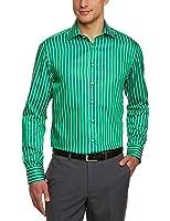 Jacques Britt Herren Businesshemd Regular Fit, gestreift 20.736230-77