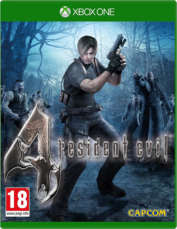 Resident Evil 4 HD Remake [Importación Inglesa]: Amazon.es ...