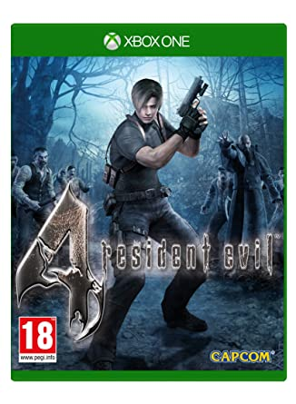 Resident Evil 4 (PS4): Amazon co uk: PC & Video Games