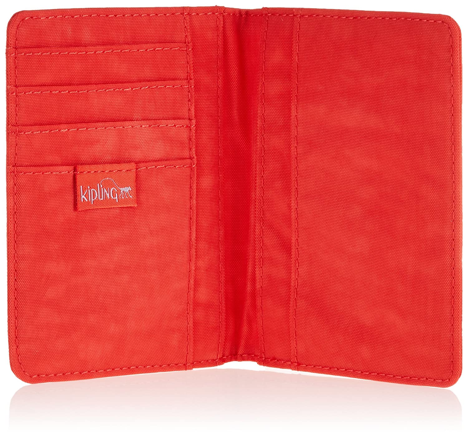 best sneakers c8617 e4fd6 Kipling - PASS PORT - Passport Holder - Coral Rose C - (Pink ...