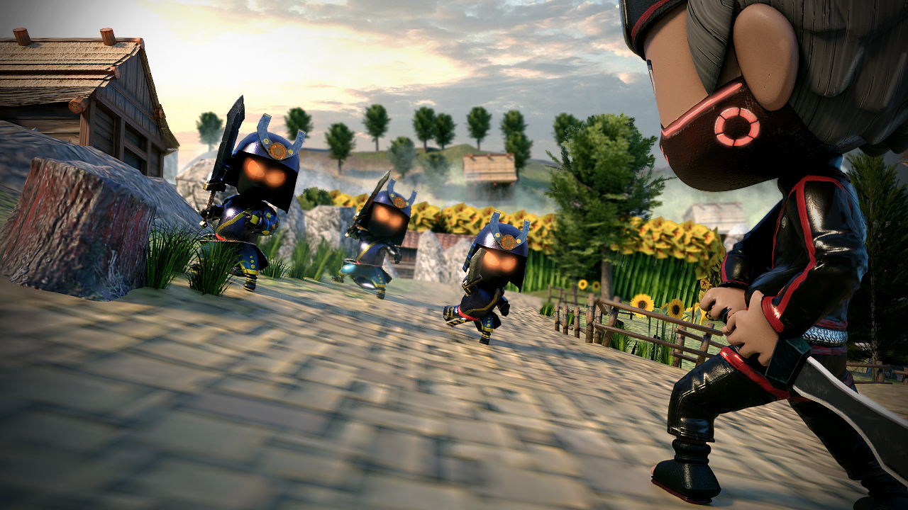 Mini Shadow Ninja Assassin Fight Games 2019: lucha épica con ...