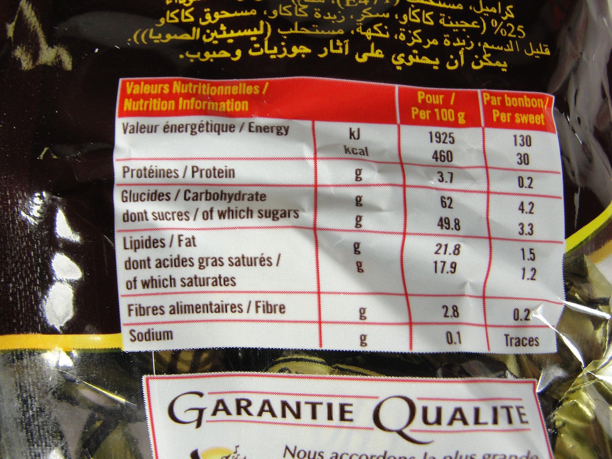 Michoko Caramel Candies From France, 100 gr 3.5 oz bag, One
