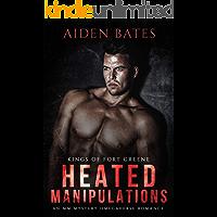 Heated Manipulations: A Fort Greene Novel (Kings Of Fort Greene Book 1) book cover