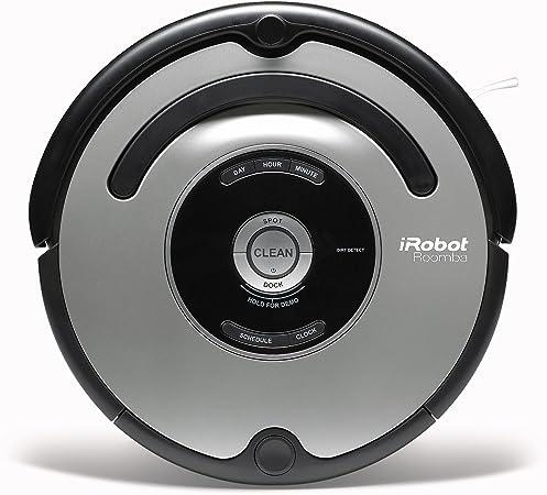 iRobot Roomba 555 - Robot aspirador (diámetro 34 cm, autonomía 120 min): iRobot: Amazon.es: Hogar