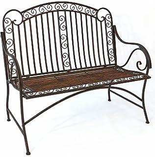 gartenbank 2 sitzer metall bestseller shop mit top marken. Black Bedroom Furniture Sets. Home Design Ideas