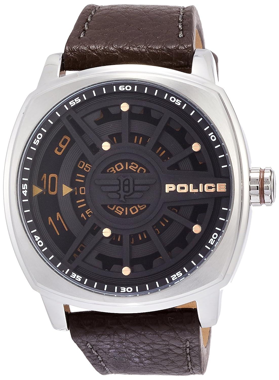 [ポリス]POLICE SPEED HEAD PL.15239JS/02 メンズ 【正規輸入品】 B0779WLTYQ