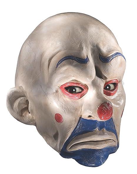 Batman The Dark Knight Adult Joker Latex Clown Mask