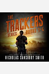 The Trackers Series Box Set: The Trackers Series, Books 1-4 Audible Audiobook