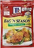 McCormick Bag 'n Season Original Chicken Cooking Bag & Seasoning Mix, 1.25 oz (Case of 6)