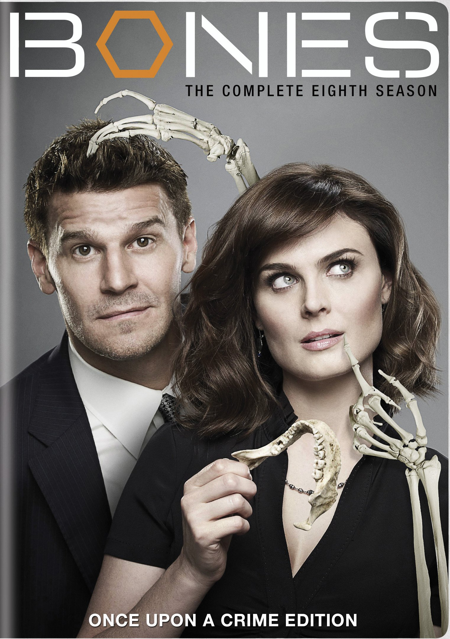 DVD : Bones: The Complete Eighth Season (Boxed Set, Widescreen, Dolby, AC-3, )