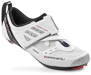 Tri X-Speed II Triathlon - Zapatillas de ciclismo, color blanco, talla 45: Amazon.es: Deportes y aire libre