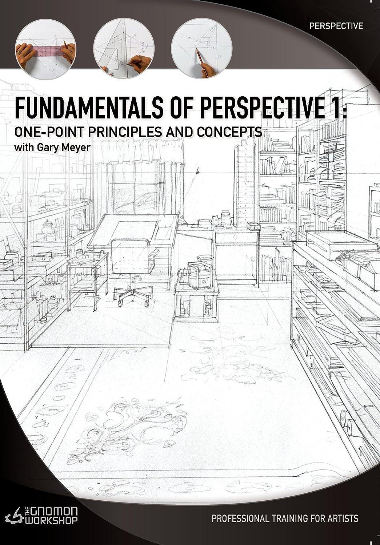 Amazon com: Fundamentals of Perspective 1 [Interactive DVD