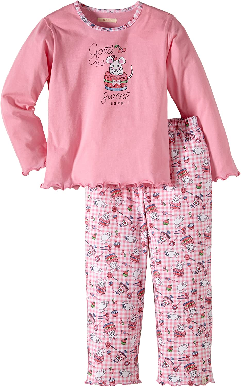 Esprit Yummy Vichy - Pijama de Dos Piezas de Manga Larga para ...
