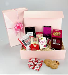 Monkey love perfect gift idea for husband wife boyfriend or mums luxury hamper box birthday get well new home mothers easter thank you sugar free negle Gallery